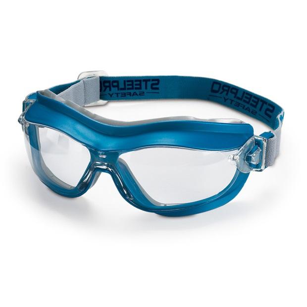 Gafas montura integral con ocular claro antiempañante Mod.