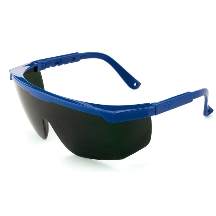 Gafas panorámicas NITRO verdes con patillas regulables 2188-GNV  - Referencia 2188-GNV