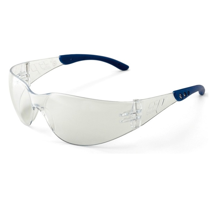 Gafas ocular unilente con patillas flexibles claro Mod. Spy Flex 2188-GSF