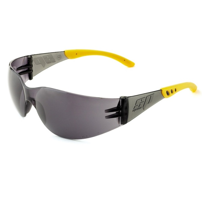 Gafas ocular unilente con patillas flexibles gris solar Mod. Spy Flex 2188-GSFG
