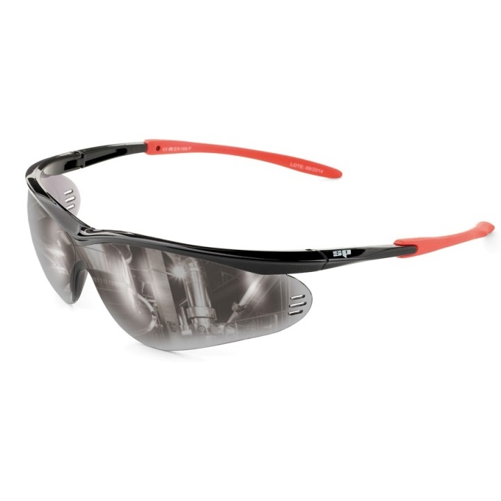 Gafas unilente solares con patillas flexibles ocular espejo Mod. SpyPro 2188-GSPE