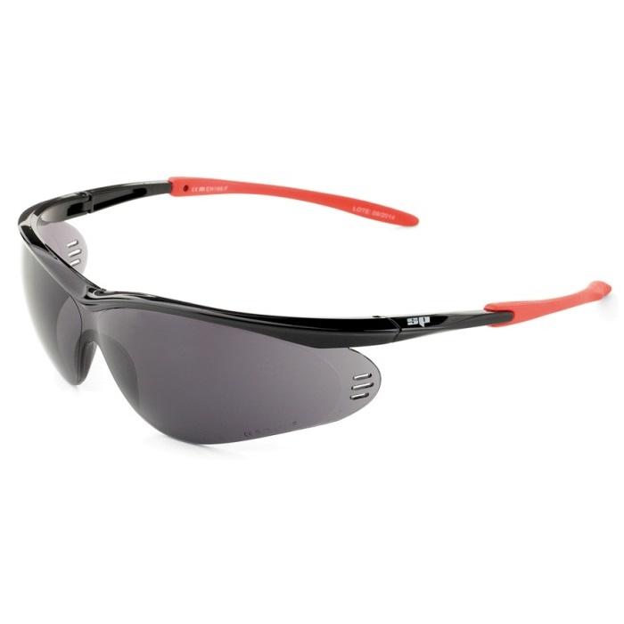 Gafas unilente solares con patillas flexibles ocular gris claro Mod. SpyPro 2188-GSPG