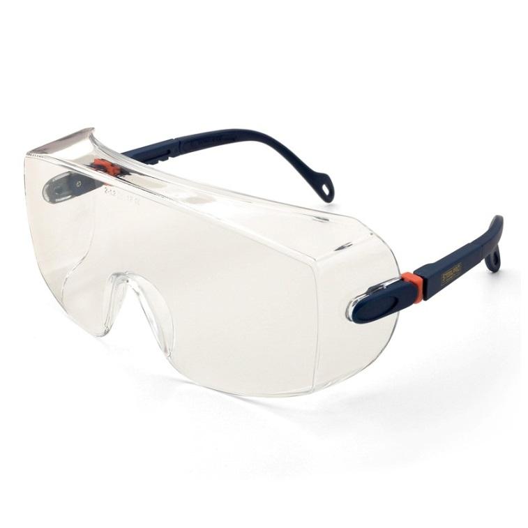 Gafas tipo visita panorámicas CLARENCE ocular claro 2188-GVC