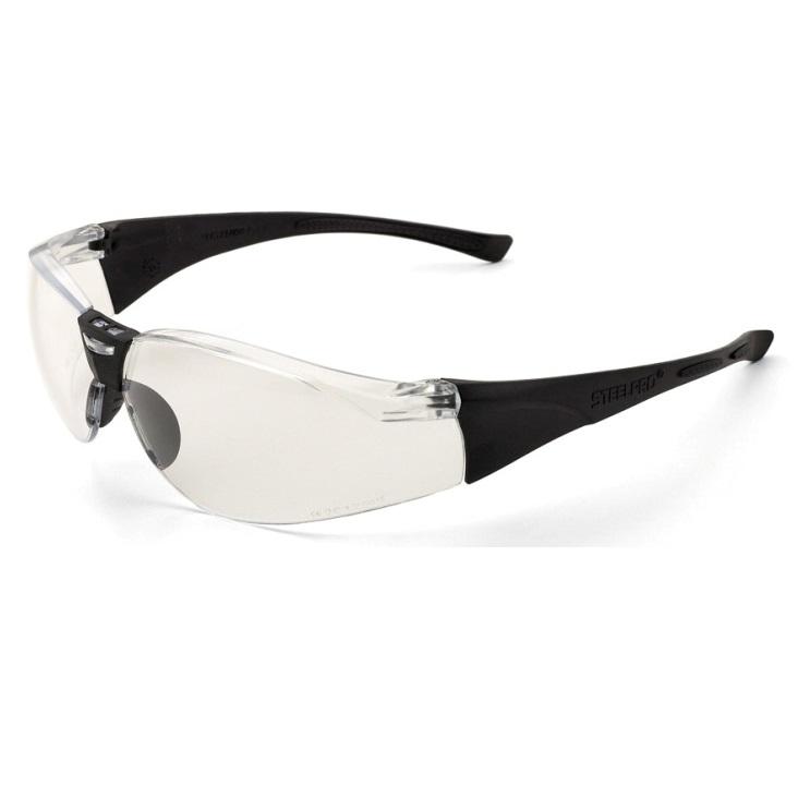 Gafas Mod. Zoom con ocular claro, patillas flexibles y puente nasal 2188-GZ
