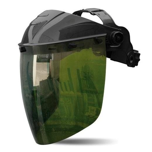 Visor para pantalla facial ROCKET Verde IR 5.0 para soldadura 2188-VRV5 - Referencia 2188-VRV5