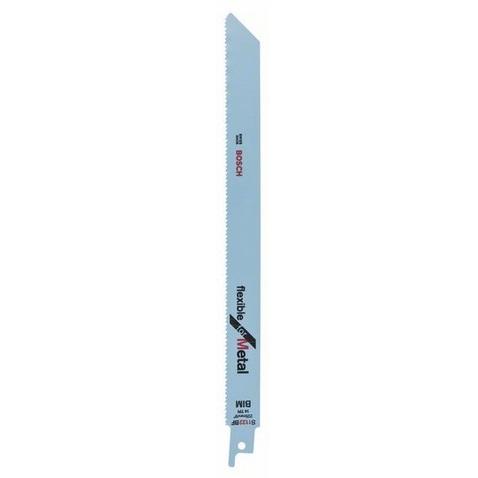 Hoja de sierra sable Bosch S 1122 BF - 225x19x0'9 14tpi (Caja 2 unidades)