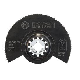 Hoja de sierra segmentada para madera y metal Bosch BIM ACZ 85 EB - 85mm