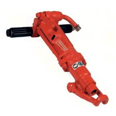 Martillo neumático perforador rotativo Imcoinsa PF-18  18kg.