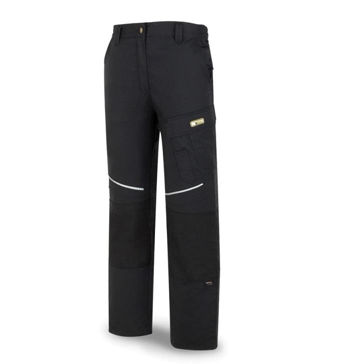 Pantalón tergal canvas PRO Series de 245gr negro 588-PN