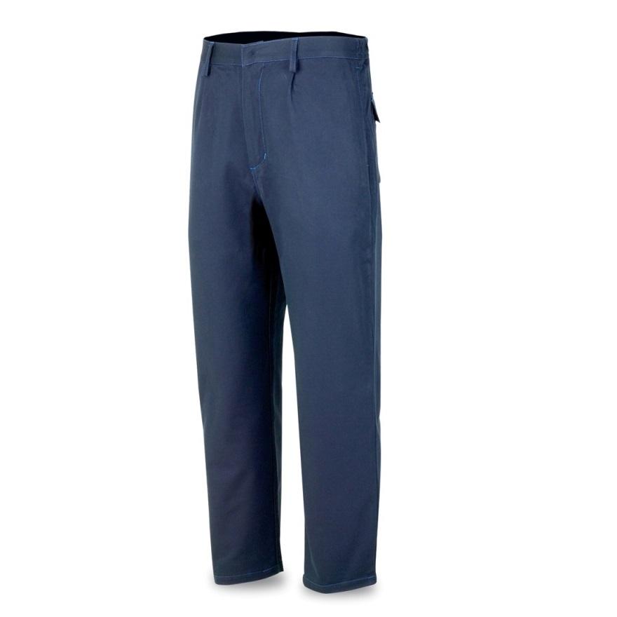 Pantalón ignífugo y antiestático azul marino inherente 988-PIAM - Referencia 988-PIAM