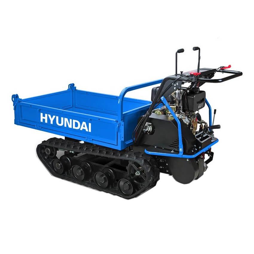 Carretilla oruga hidráulica Hyundai HYMD500-H4B de 500kg