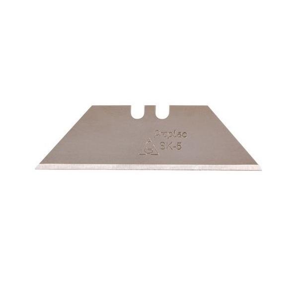 Hojas para cutter metálico trapecio Bellota Ref.51407 (Pack 10 unidades)