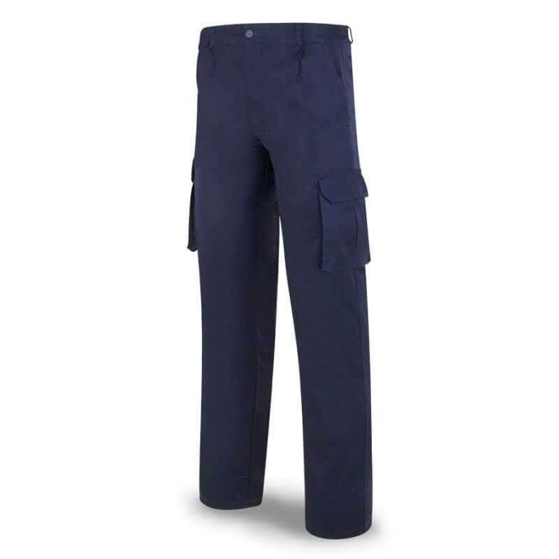 Pantalón mujer TOP algodón azul marino 488-PAW Top