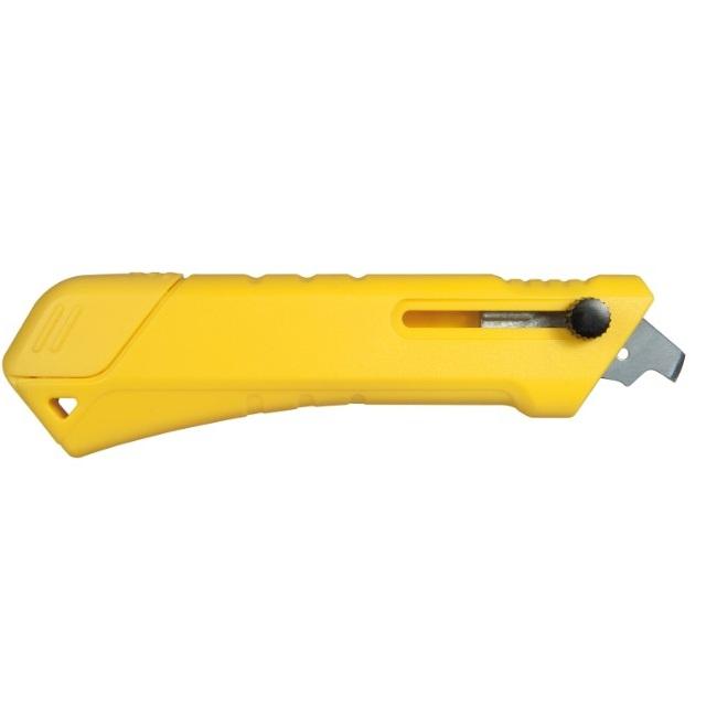 Cuchillo Hoja Retráctil para corte de láminas y plástico Stanley