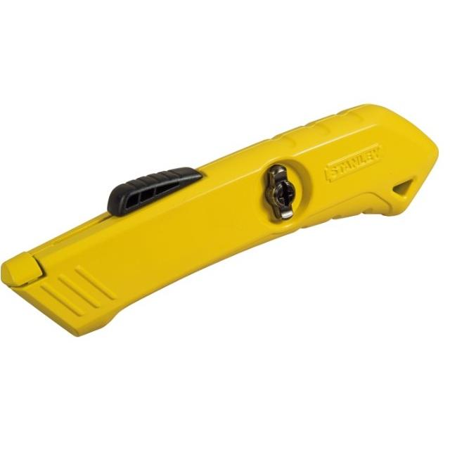 Cuchillo de Seguridad Metálico de abertura fácil Stanley - Referencia STHT0-10193