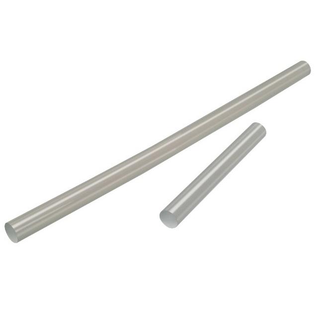 Barras cola traslúcidas aplicaciones específicas de 11'3x254mm Stanley - 24 unidades