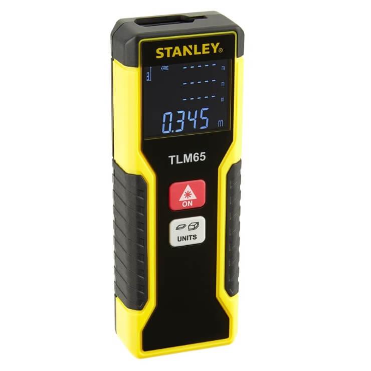 Stanley TLM 65 - Medidor láser de 20 metros - Referencia STHT1-77032