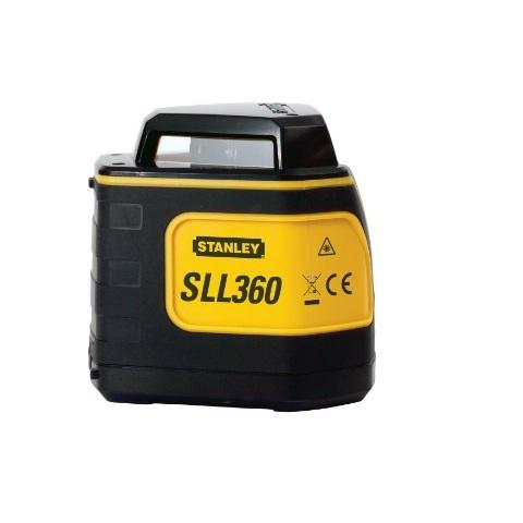 Láser de línea autonivelante SLL360 Stanley