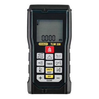 Stanley TLM 330 - Medidor láser de 100 metros - Referencia STHT1-77140
