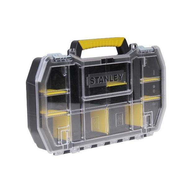 Organizador con cierres metálicos Stanley - 24'/50cm