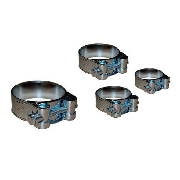 Abrazadera alta presión 52-55 mm. (M6 20x0,6) W1