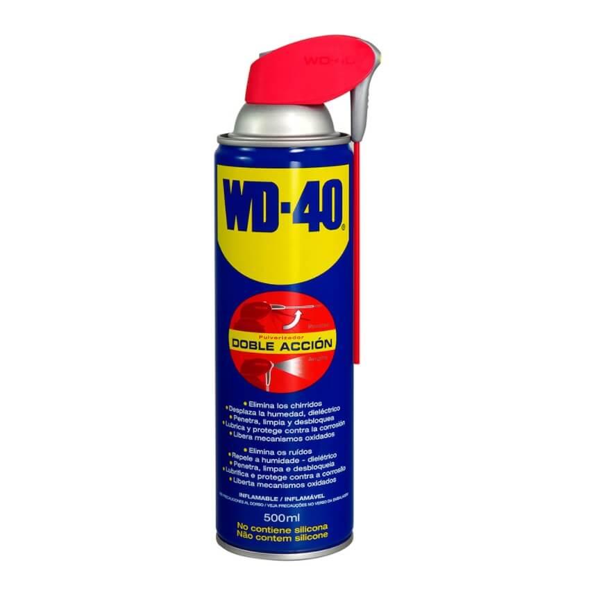 Aceite lubricante WD40 de 500ml - Referencia 08253