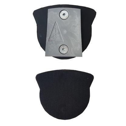 Adaptador soporte abrasivo velcro 100mm Mixto con Block Viudez (Kit 3 unidades)