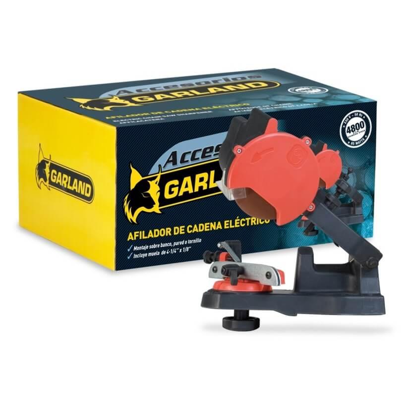 Afilador eléctrico para cadenas motosierra Garland - Referencia 7199002002