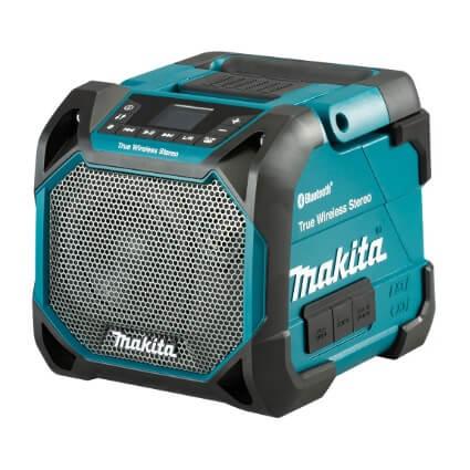 Altavoz de trabajo Makita DMR203 12Vmax CXT 14,4 / 18V LXT Bluetooth