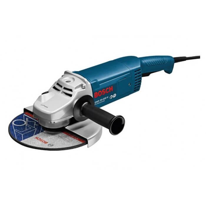 Amoladora Bosch GWS 20-230H - 2000W 230mm