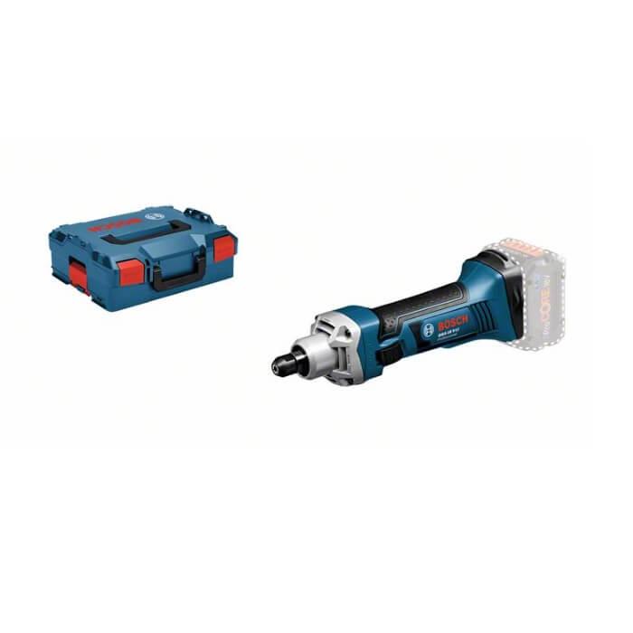 Bosch GGS 18 V-LI + L-BOXX - Amoladora recta a batería - Referencia 06019B5303