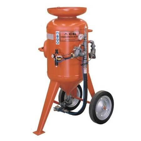Arenador Cintermaq CB 115-C4 de 115 litros