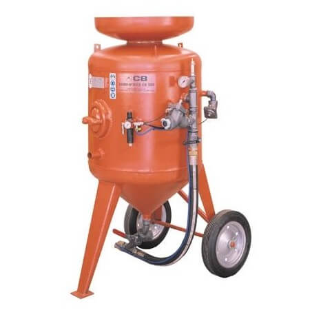 Arenador Cintermaq CB 300-T4 de 300 litros