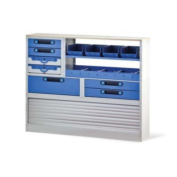 Organizador espacios para vehículos Tecnolam 305