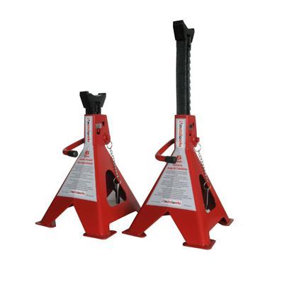 Caballetes MetalWorks CAGS3T de 3 Toneladas (Juego 2 piezas) - Referencia 754753030