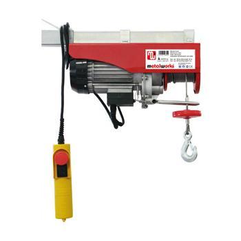 Polipasto eléctrico MetalWorks PE 125/250 500W