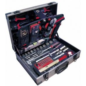 Kit herramientas asistencia técnica MetalWorks BTK134A de 134 piezas