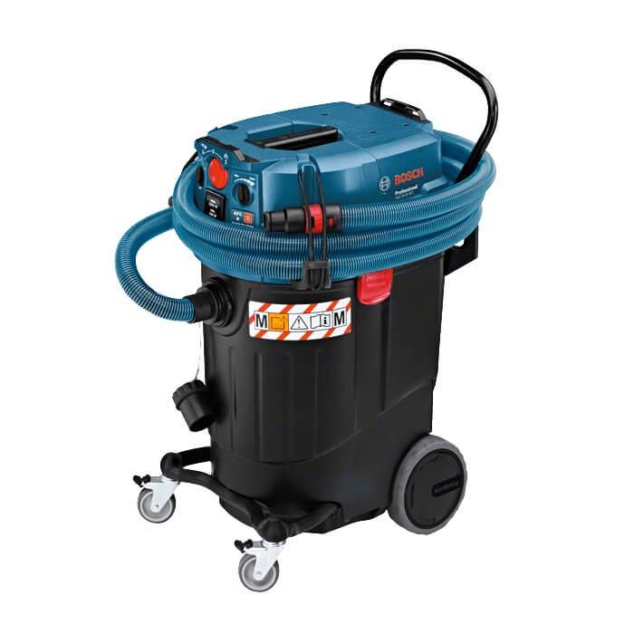 Aspirador Bosch GAS 55 M AFC Professional - 1380W Húmedo/Seco