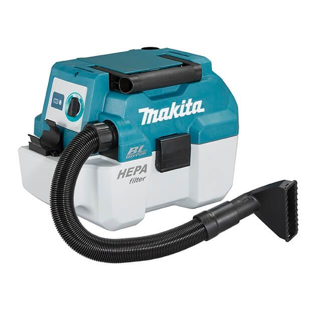 Aspirador portátil Makita DVC750LZ 18V LXT BL