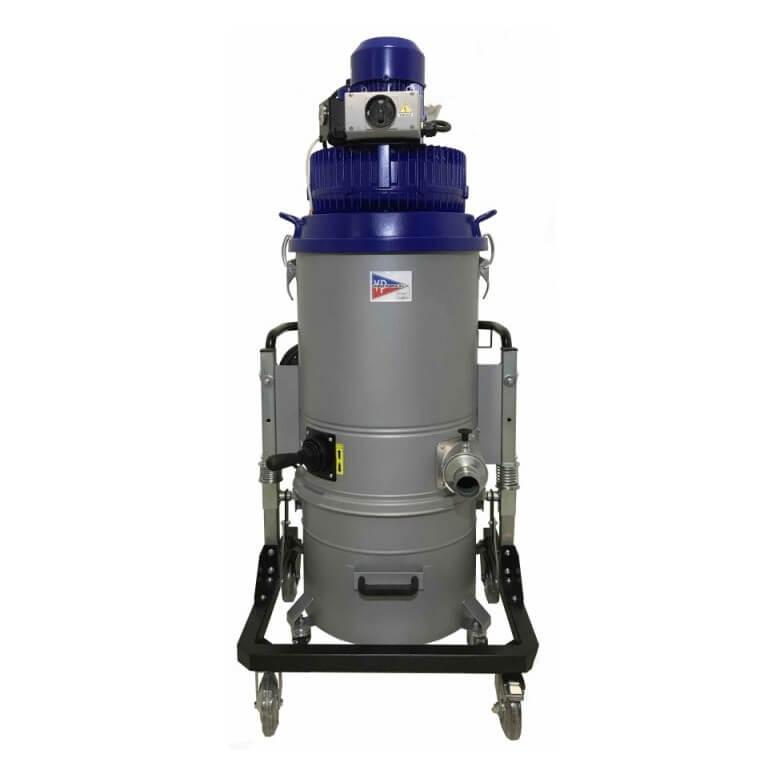 Aspirador industrial polvo Viudez AV 2265 M de 2200W con accesorios
