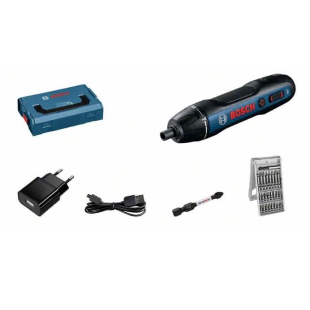 Bosch GO en L-BOXX - Atornillador a batería - Referencia 06019H2101