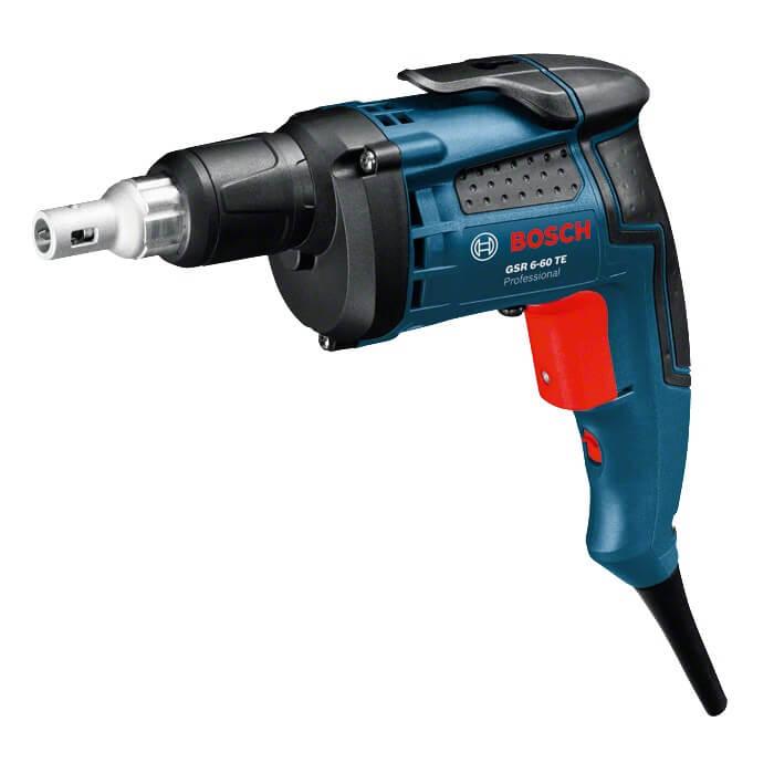 Atornillador con tope de profundidad Bosch GSR 6-60 TE Professional - 701W