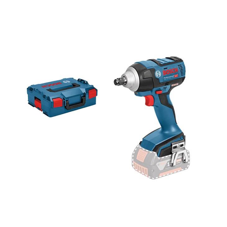 Atornillador de impacto a batería Bosch GDS 18V-EC 250 Professional