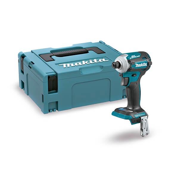 Atornillador de impacto Makita DTD171ZJ BL 18V LXT 180 Nm