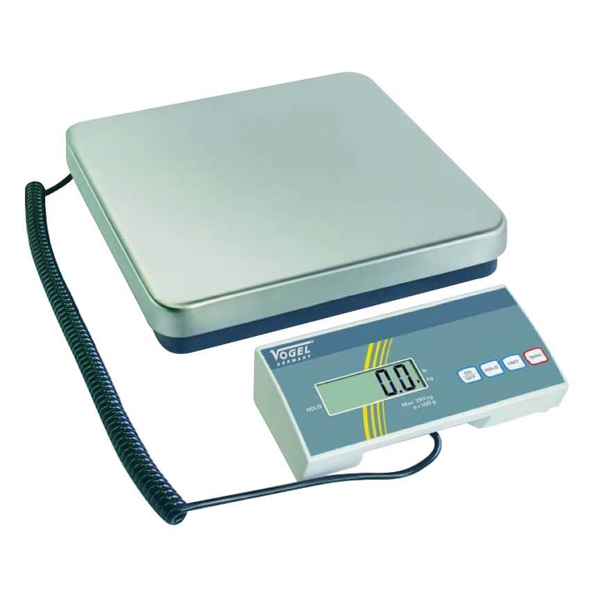 Balanza electrónica digital para paquetería VOGEL de 35kg