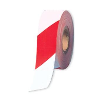 Banda alta densidad Blanca/Roja Jar (Rollo 200 metros) - Referencia 4167