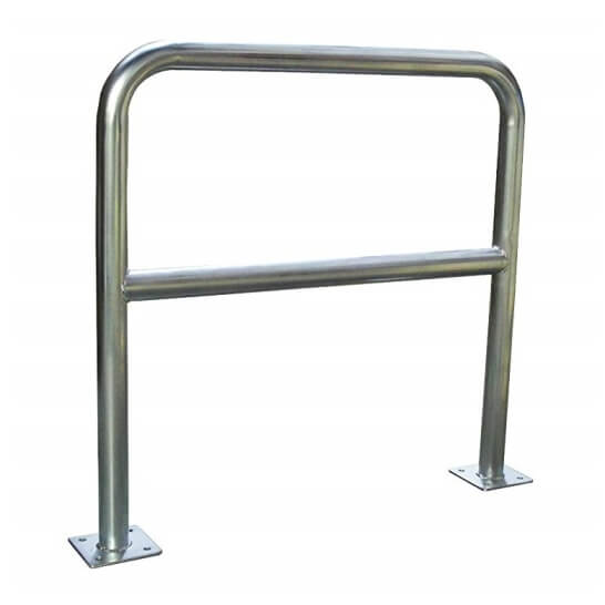 Barrera de protección Inoxidable MetalWorks BAR400INOX de 40x1000x1000mm