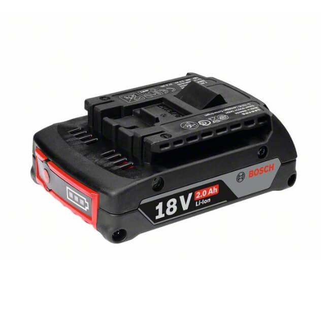 Batería Bosch GBA 18V 2Ah Professional - Referencia 1600Z00036