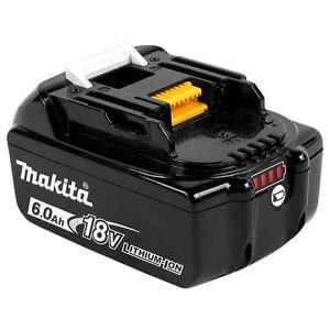 Batería Makita BL1860B 18V 6,0 Ah
