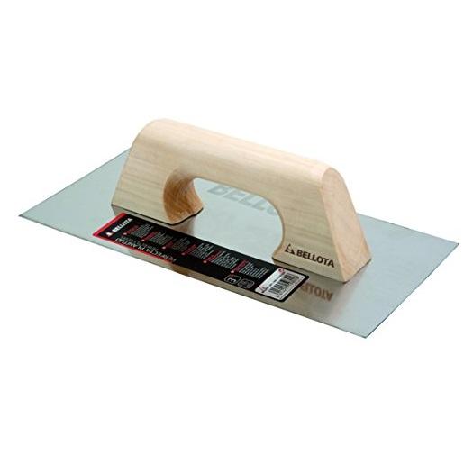 Llana recta Bellota Ref.5861-00 de 270x135mm con mango madera